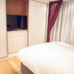 Manolis Yard guest bedroom layout