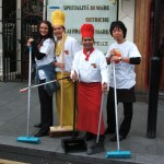 Bold Street big Sweep